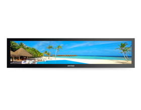 Smart Rectangle LED Display
